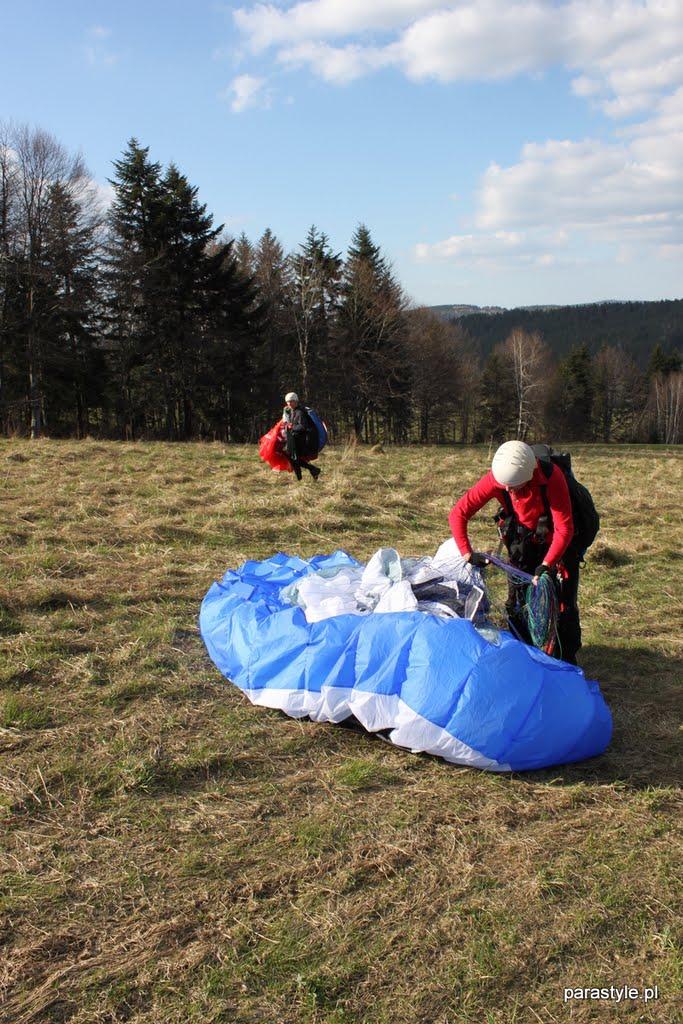 Szkolenia paralotniowe Kwiecień 2011 - IMG_5431.JPG