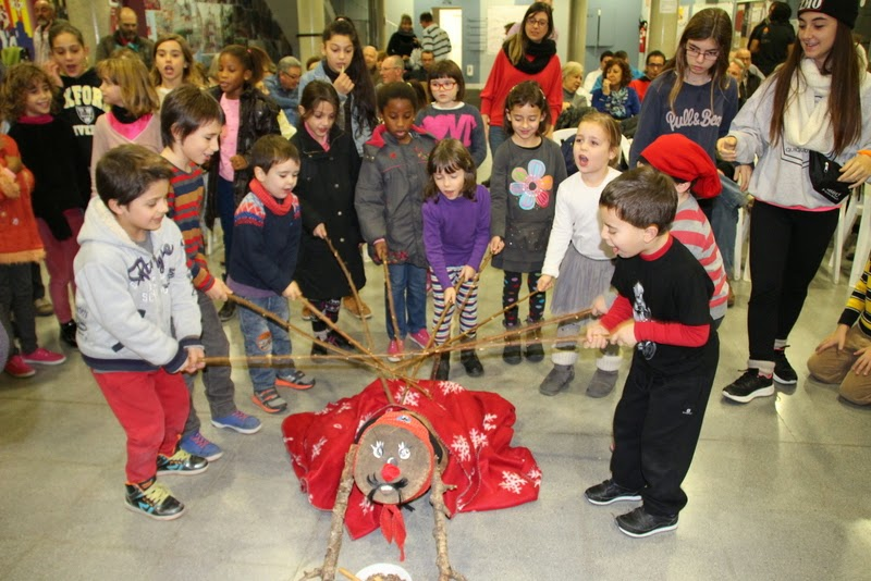 Nadales i Tronc de nadal al local  20-12-14 - IMG_7803.JPG