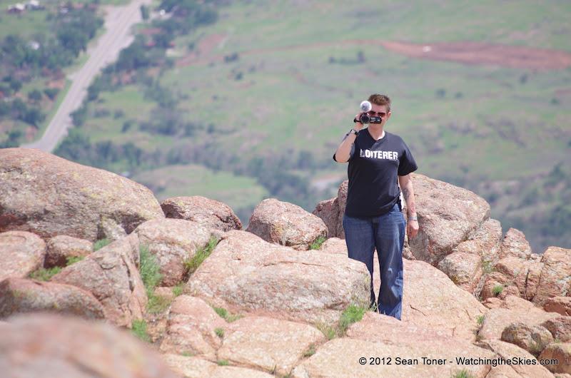04-19-12 Wichita Mountains N W R - IMGP0445.JPG