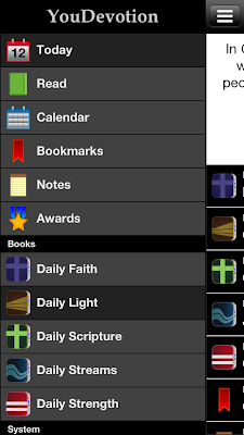YouDevotion app - 5 Classic Devotionals in 1 App