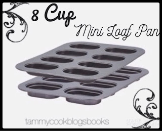 Fillables 8 Cup Mini Loaf Pan
