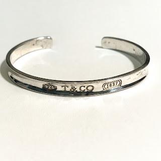 Tiffany & Co. Sterling Silver Cuff