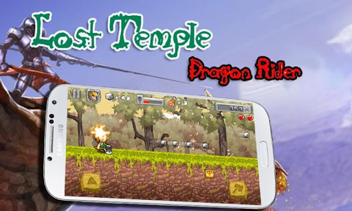 Lost Temple Dragon Rider