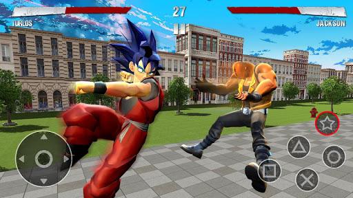 Superhero Fighting Fort Survival Night Revenge 1.3 screenshots 4