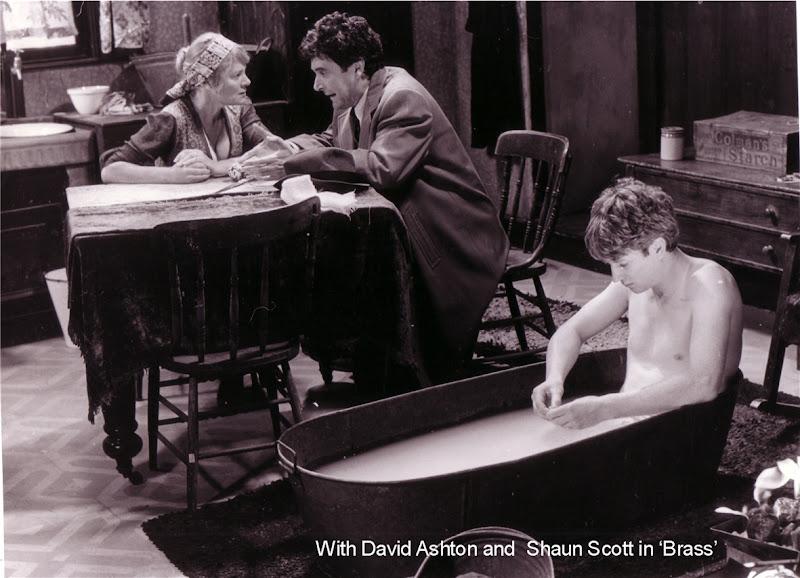 Barbara Ewing In Play Brass 1, Barb Ewing