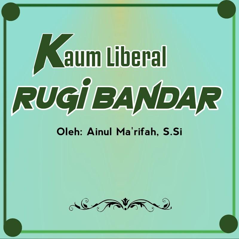 Kaum Liberal Rugi Bandar