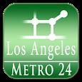 Los Angeles (Metro 24) icon