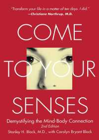 Come to Your Senses By Stanley Block