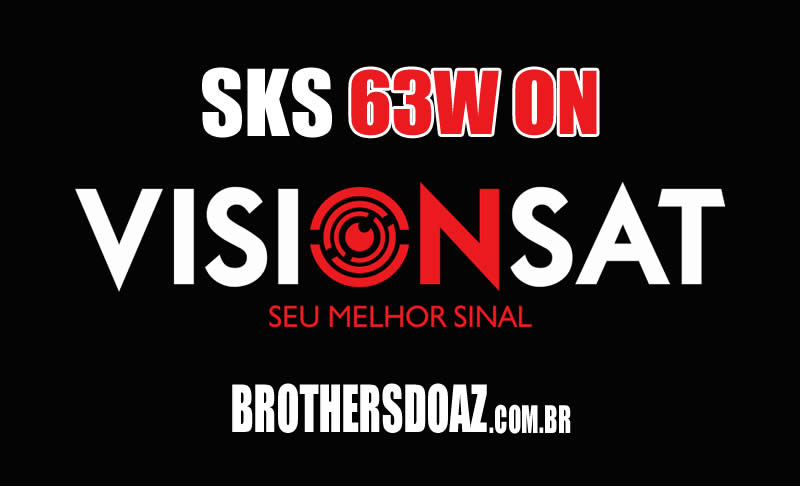 SKS Visionsat Agora com 2 Links SKS, Confira no Vídeo!