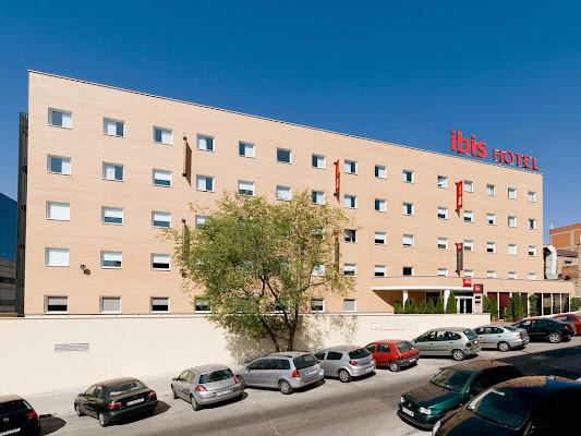 Hotel ibis Madrid Valentin Beato