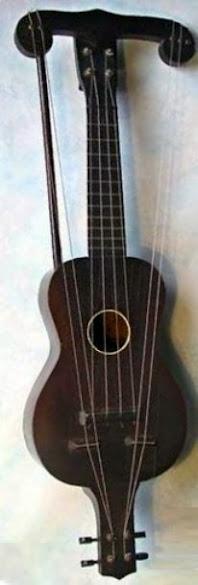 F.W.Alpeter Double Bass Uke (c 1927)