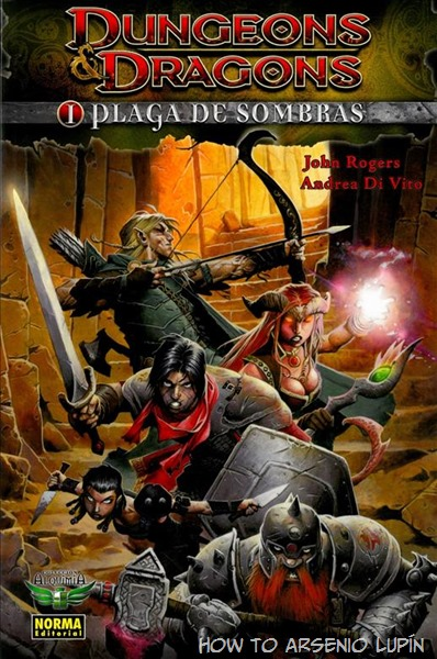 P00001 - Dungeons & Dragons  IDW
