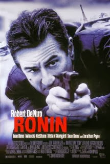 Ronin Cover