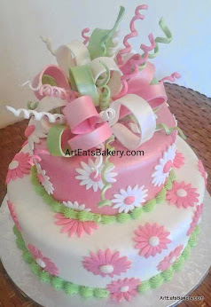 ... Birthday Cakes 2 - Art Eats Bakery - Taylors SC Premier Cake Boutique