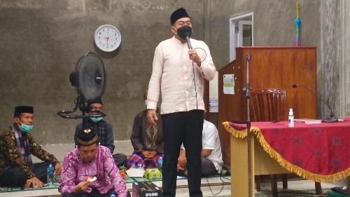 Safari Ramadan, Wagub Audy Tegaskan Patuhi Prokes Karena Ancaman Covid-19 Adalah Nyata