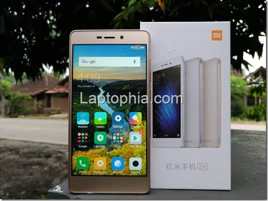 Xiaomi Redmi 3X Review