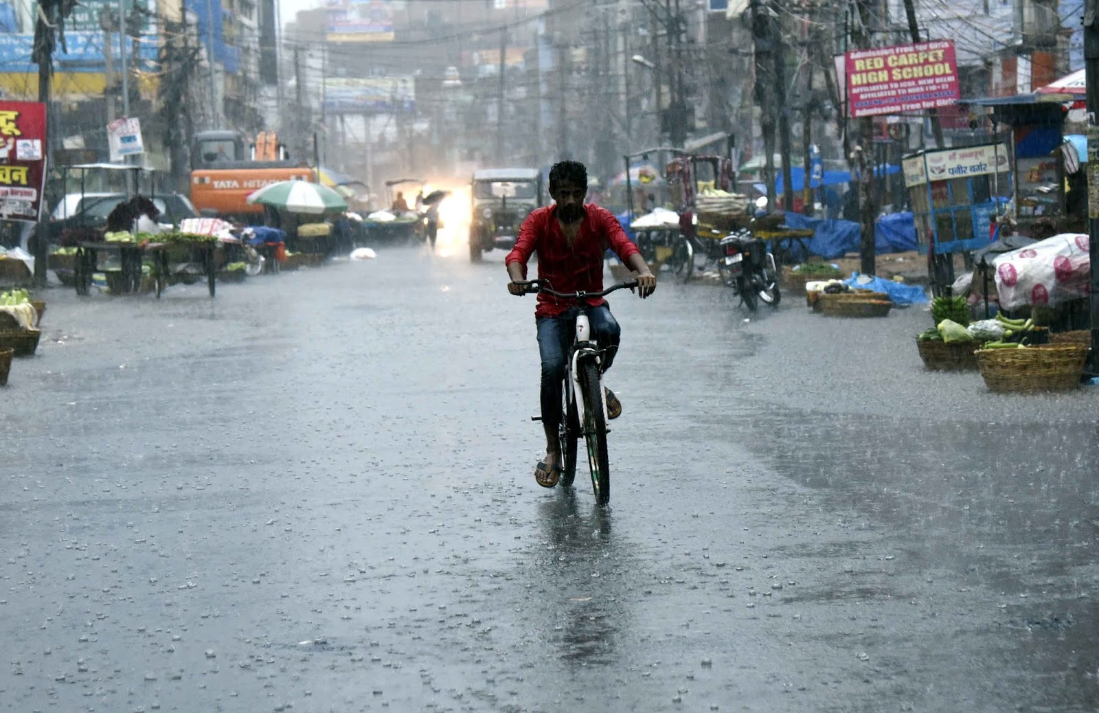 बिहार में मानसून का असर, इन इलाकों में अगले दो दिनों तक होगी अच्छी बारिश