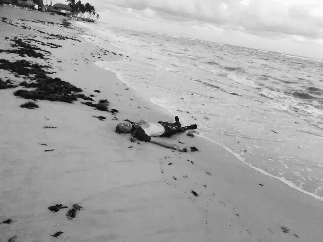 Encuentran turista ahogado en playa de Uvero Alto en La Altagracia