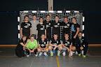 Männliche A-Jugend Saison 2014/2015 (JMSG mit HSG Hannover-West)