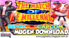 CAPCOM VS SNK The Match of Millenium 2016 Mugen