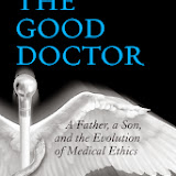 The Good Doctor author Barron Lerner and his father, Dr. Phillip Lerner