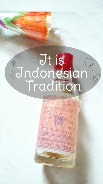 Ini dia Minyak Oles khas Indonesia