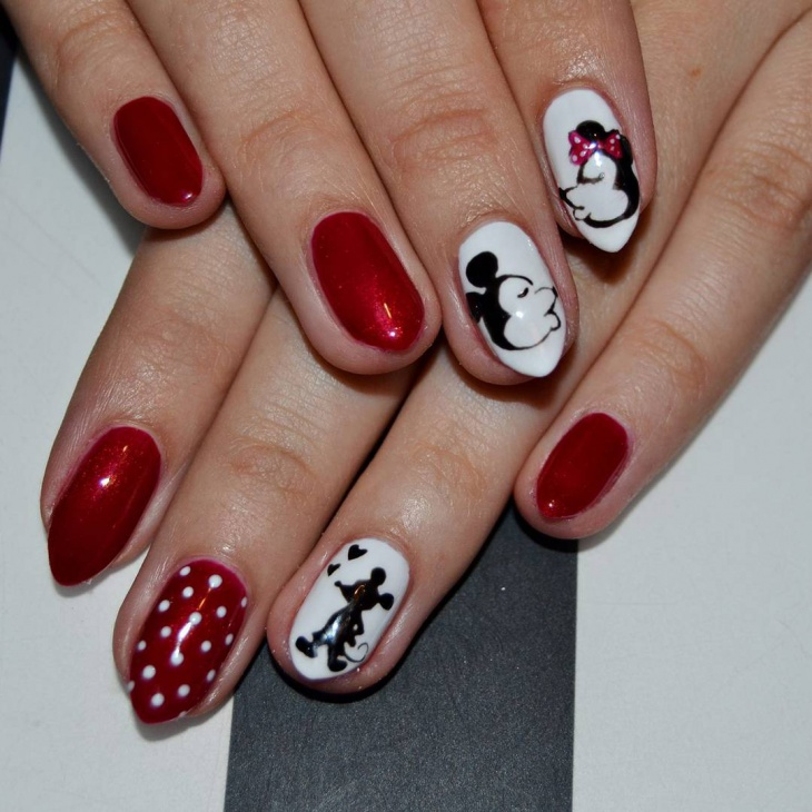 Nail Art Designs For Short Nails you will love 8
