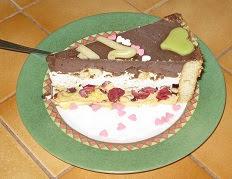Gâteau glacé facile pour la fête des mères
