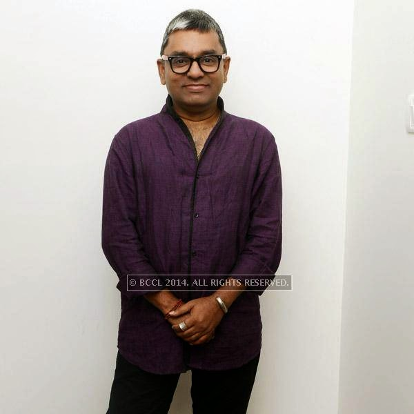 Sunil Menon clicked during the launch of salon 'Essensuals', in Chennai.