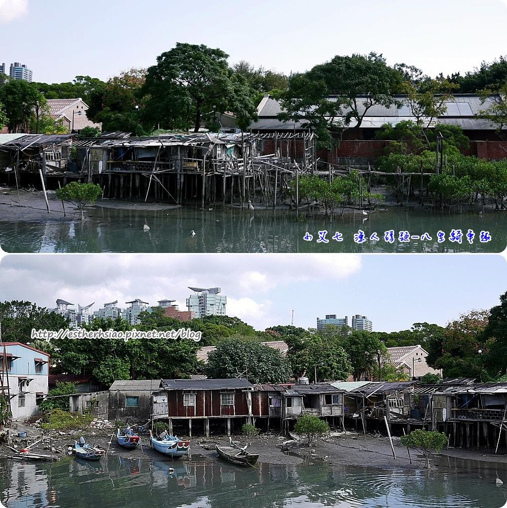 22 廢棄船屋