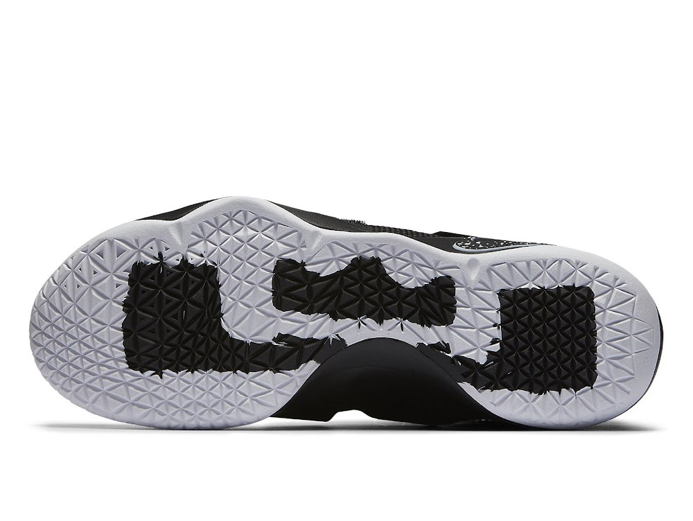 sneakers for cheap c97d5 229d1 Available Now: Nike LeBron Soldier 11 Black and Red   NIKE ...