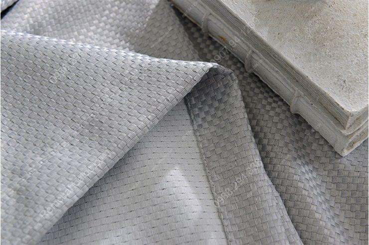 Rèm cửa đẹp hà nội một màu xám bạc sang trọng 14