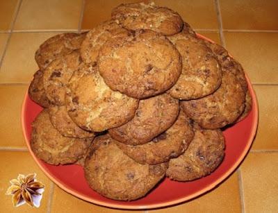 recette des authentiques cookies américains