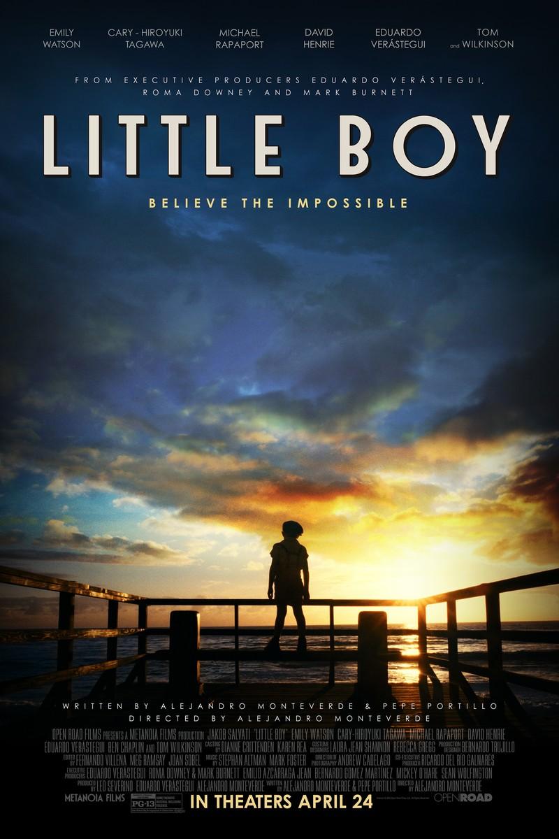 Chú Bé Dũng Cảm - Little Boy (2015)