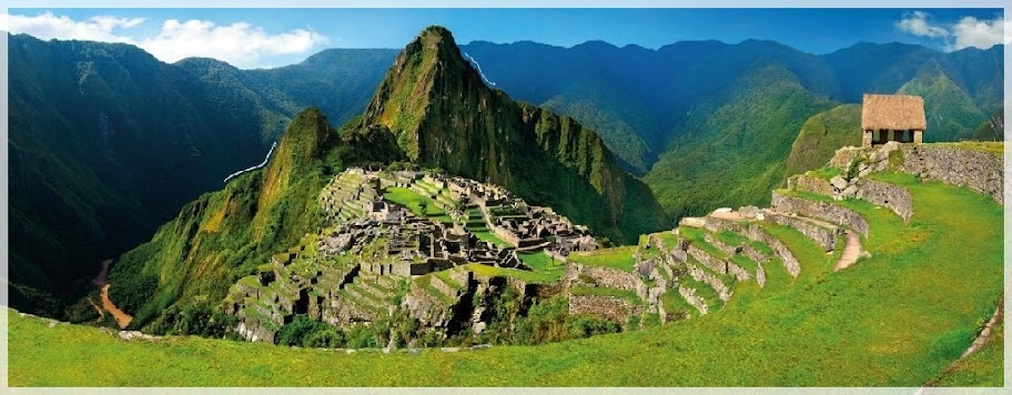 Wonderful Machupicchu