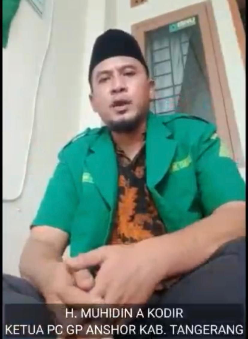 Rajin Blusukan ke Ponpes, GP Ansor Dukung Penuh Komjen Sigit Jadi Kapolri
