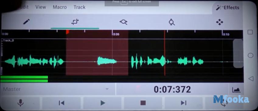 WAVE EDITOR تحميل برنامج تقطيع الاغاني الى نغمات mp3 مجانا الاندرويد 2021