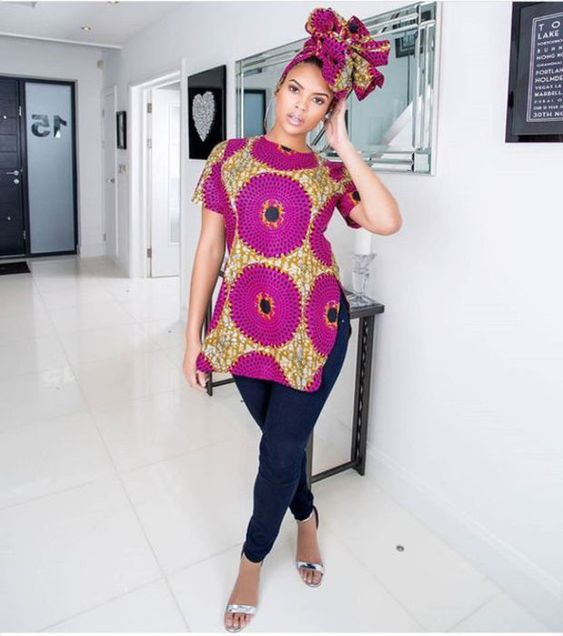 LATEST AFRICAN FASHION FOR WOMAN THIS SEASON 2