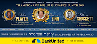 Champions of Business Awards Luncheon