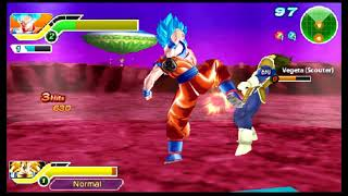SAIUU!!! NEW SUPER MOD TENKAICHI TAG TEAM PARA ANDROID (PPSSPP) GOKU MASTERED ULTRA INSTICT 2018 DBZ