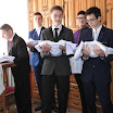 02.04.2017 Msza św. o 10.30 ustanowienie nowych ministrantów i lektorów