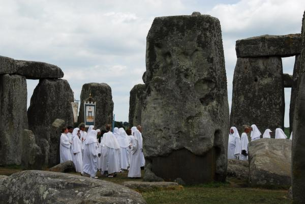 Ceremony, Celtic And Druids