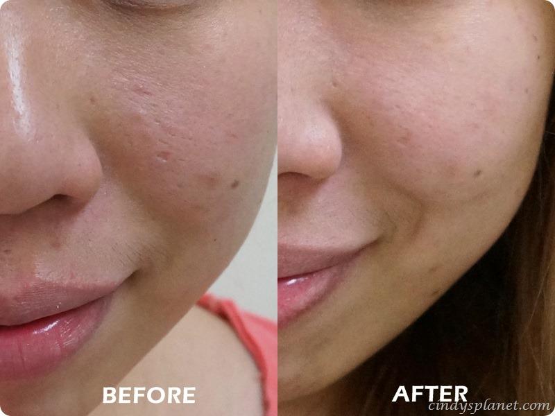 innis free whitening pore cream review1