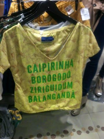Coleção Torcida Fashion Riachuelo by Camila Coutinho