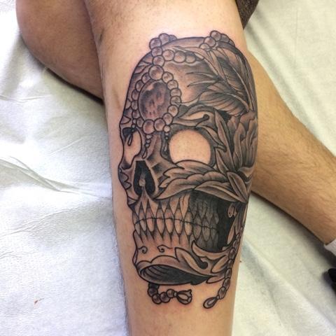 Kirk sheppard for Kelowna tattoo show