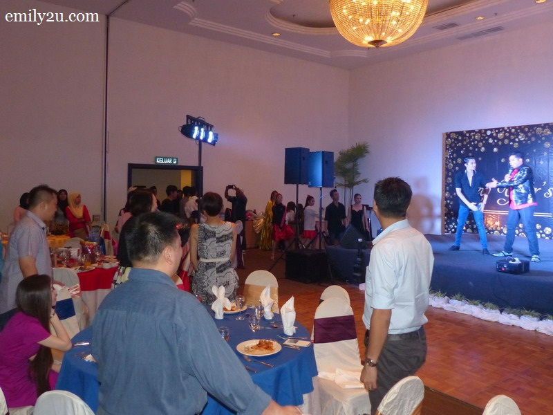 Impiana Hotel Ipoh New Year Celebration