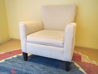 Ethan Allen Club Chair 1