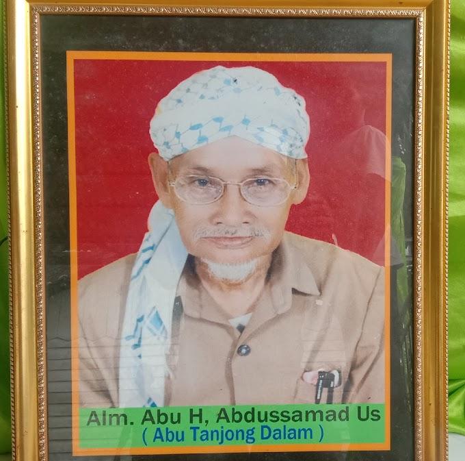 Dayah Darul Aman Peringati Haul Ke XI Abu Abdussamad Tanjong Dalam Langkahan