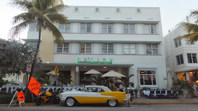 Ocean Drive, Distrito Art Déco, Miami, Elisa N, Blog de Viajes