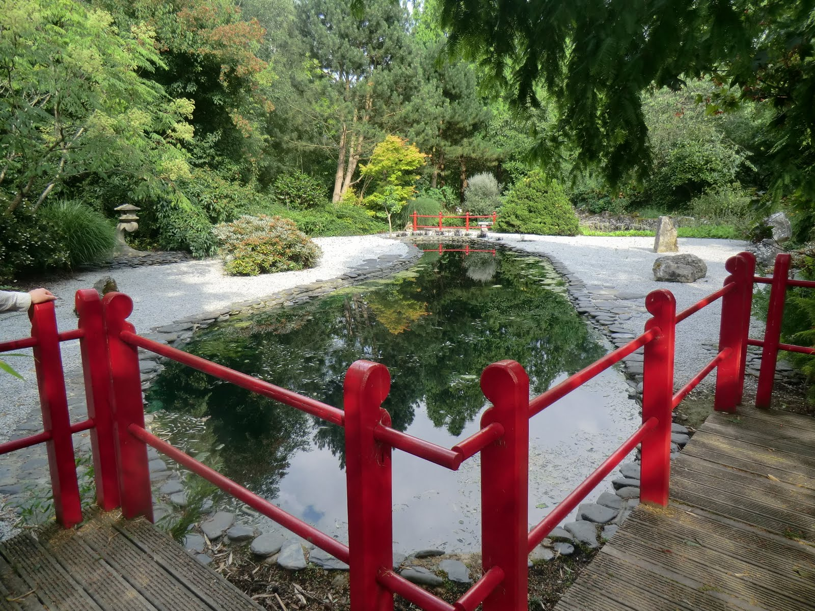 CIMG2749 Oriental Style Garden, Broadview Gardens